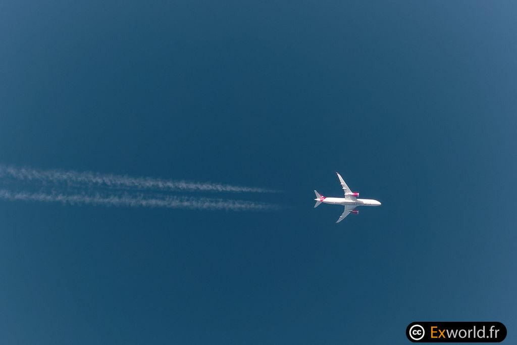 G-VWOO B787-9 Dreamliner Virgin Atlantic