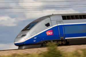 Filé de TGV