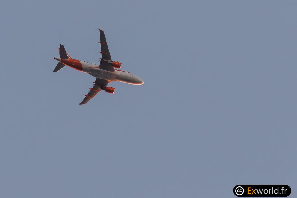 A319-111 HB-JYL EasyJet Switzerland