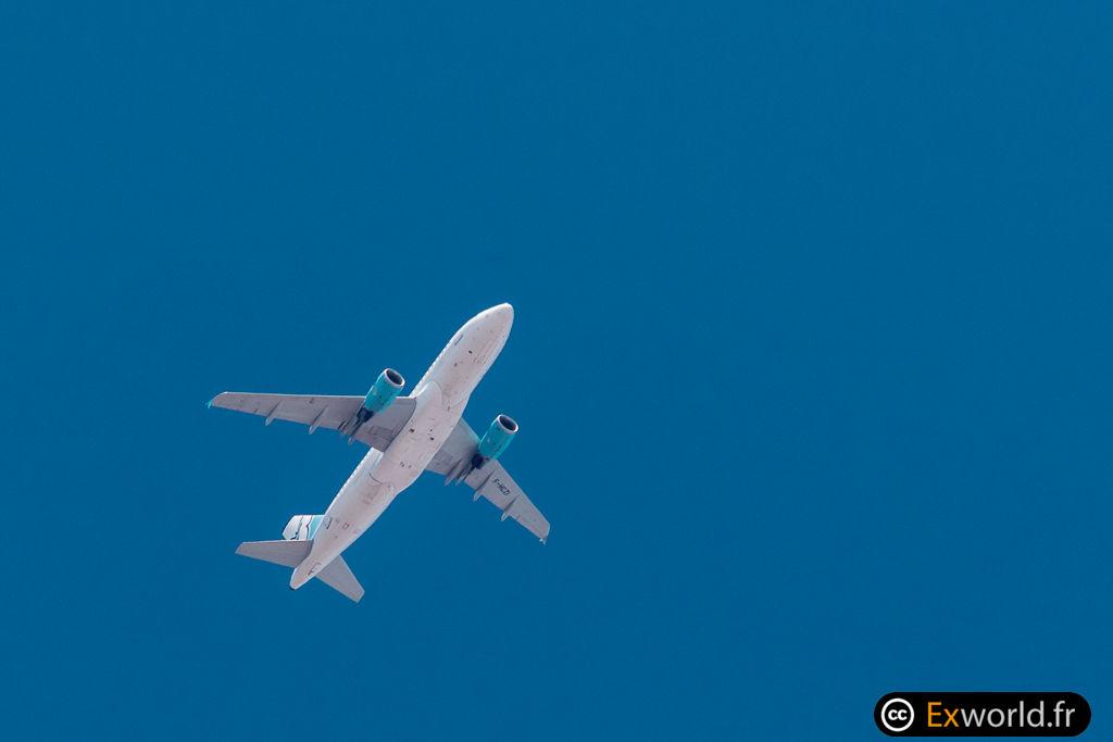 A319-112 F-HCZI Aigle Azur
