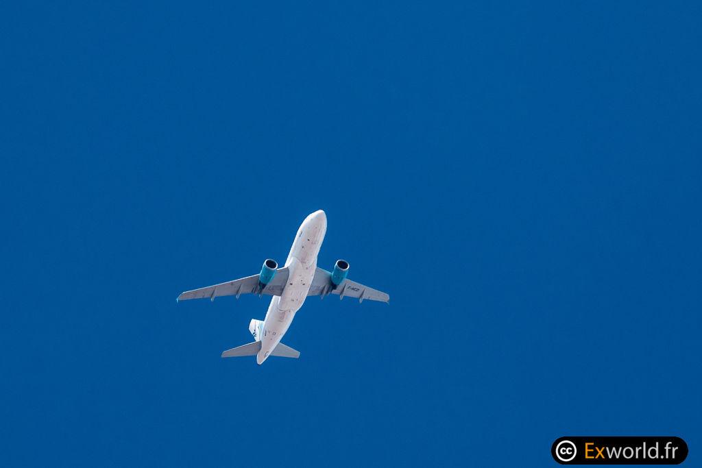 A319-112 F-HCZI Aigle Azur II