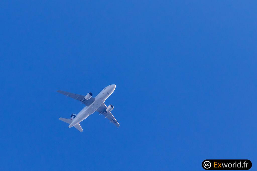 A319-113 F-GPMB Air France