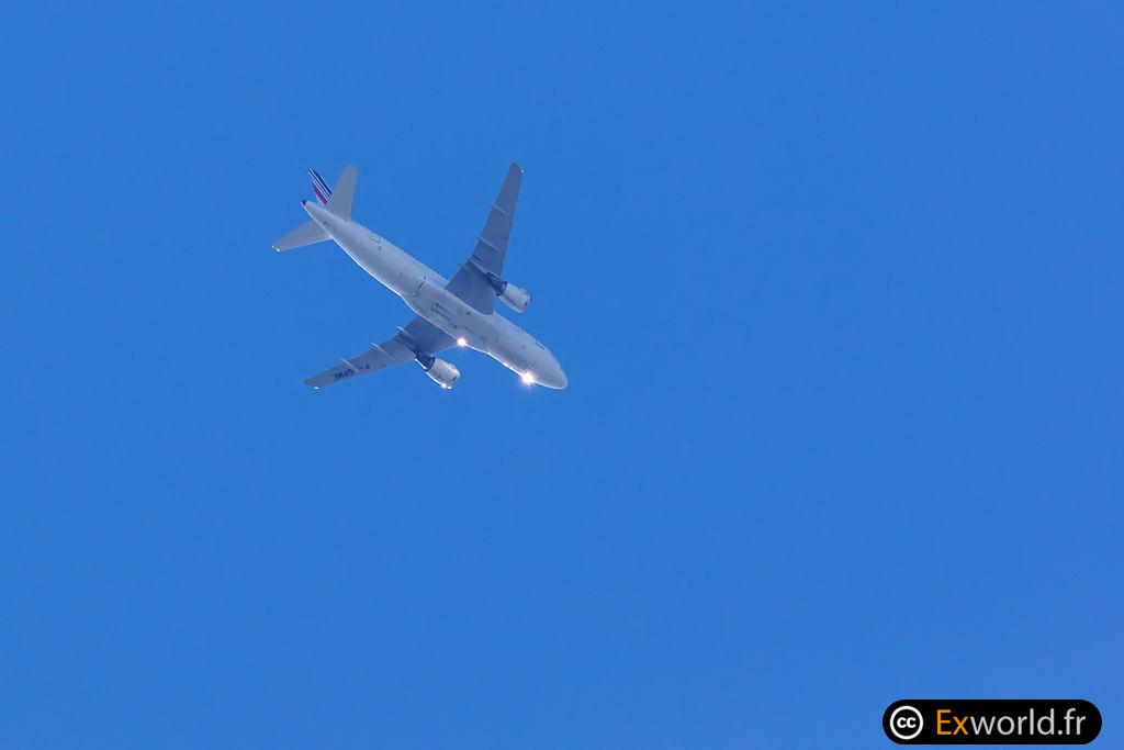 A319-113 F-GPME Air France