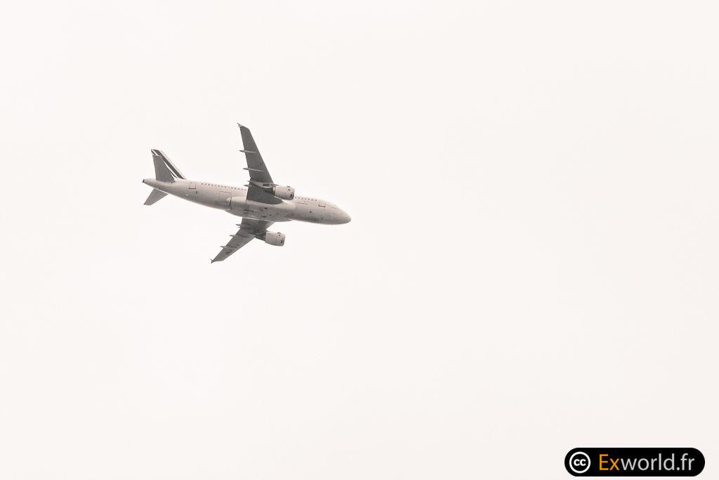 A319-113 F-GPMF Air France