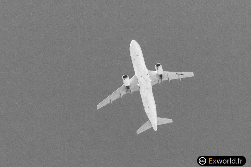 A320-211 TS-IMD Tunisair