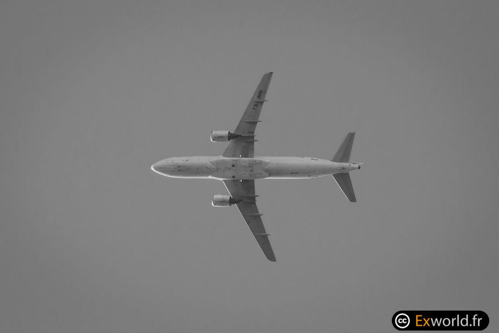 A320-211 TS-IMN Tunisair