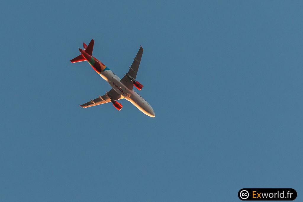 A320-214 9H-AEK Air Malta