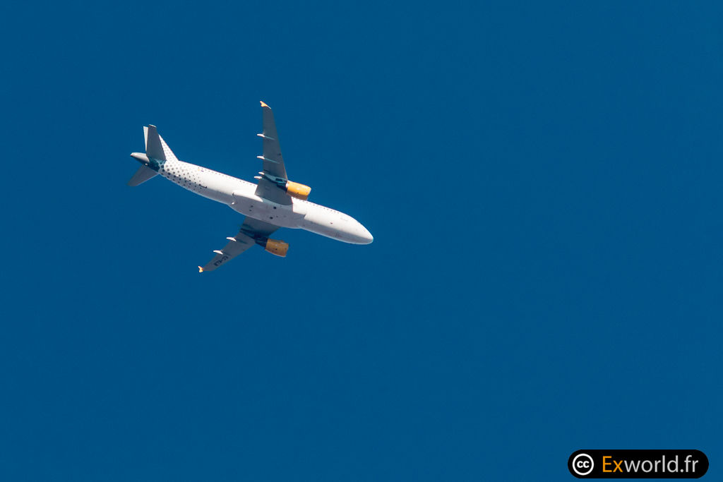 A320-214 EC-KLB Vueling