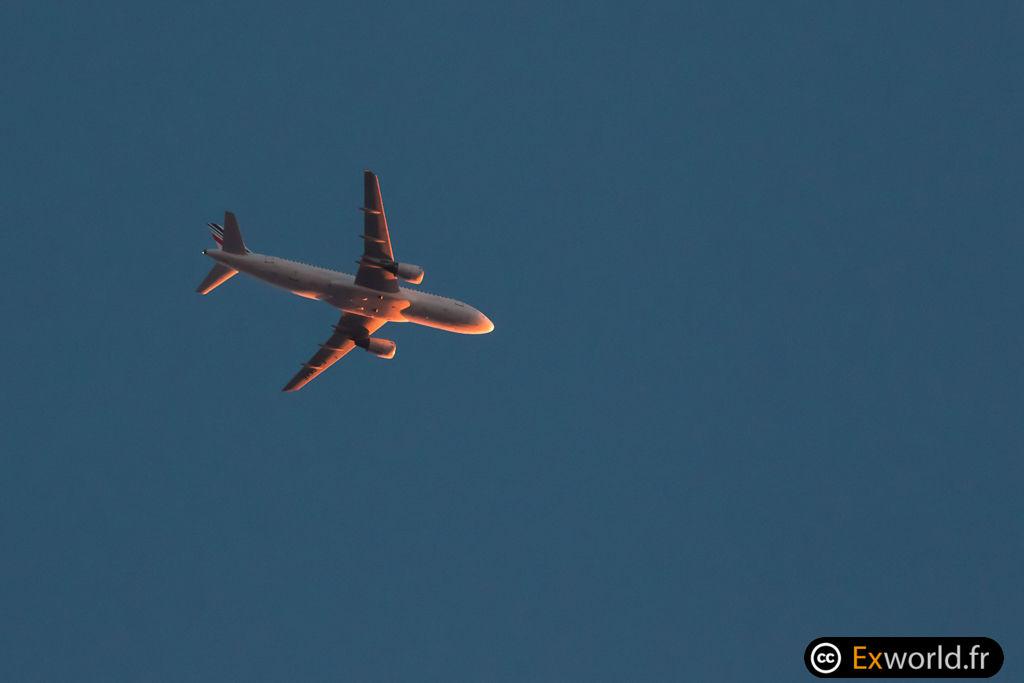 A320-214 F-GKXE Air France