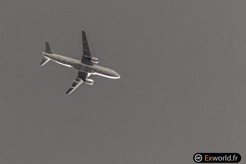 A320-214 F-GKXG Air France