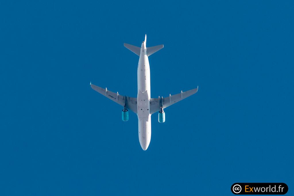 A320-214 F-HBAO Aigle Azur