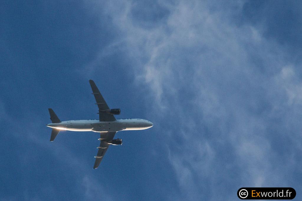 A320-214 F-HBIB Aigle Azur