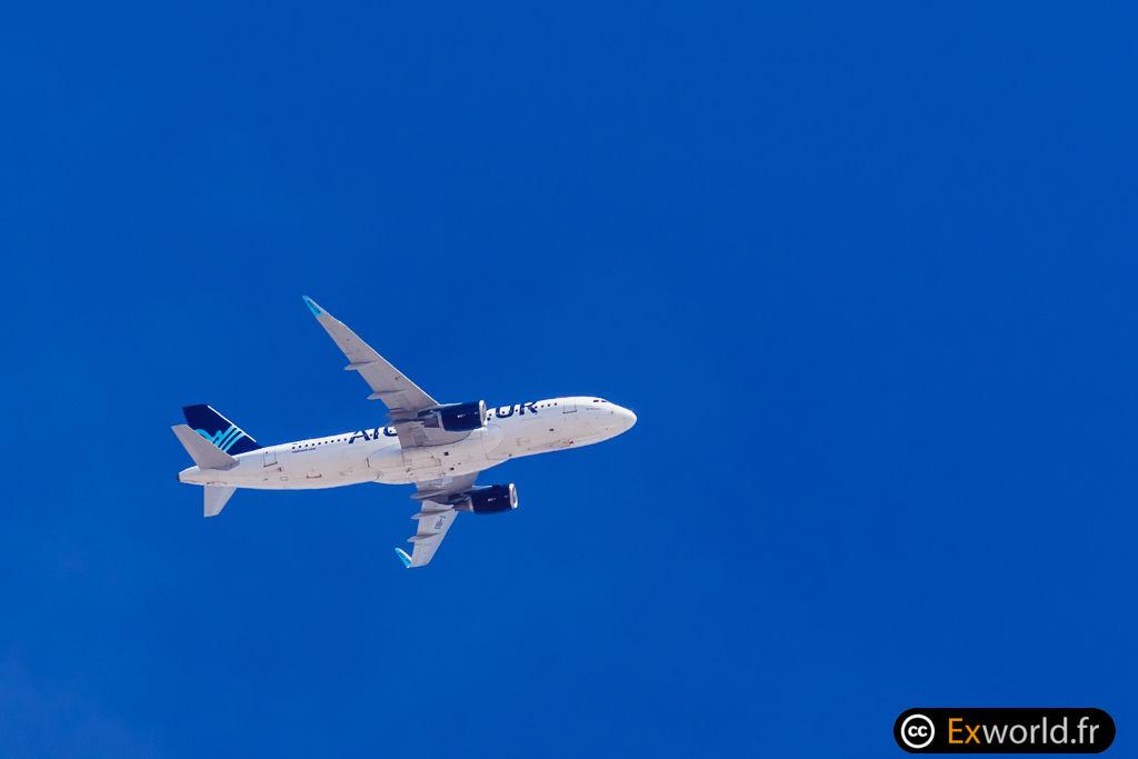 A320-214 F-HBIX Aigle Azur II