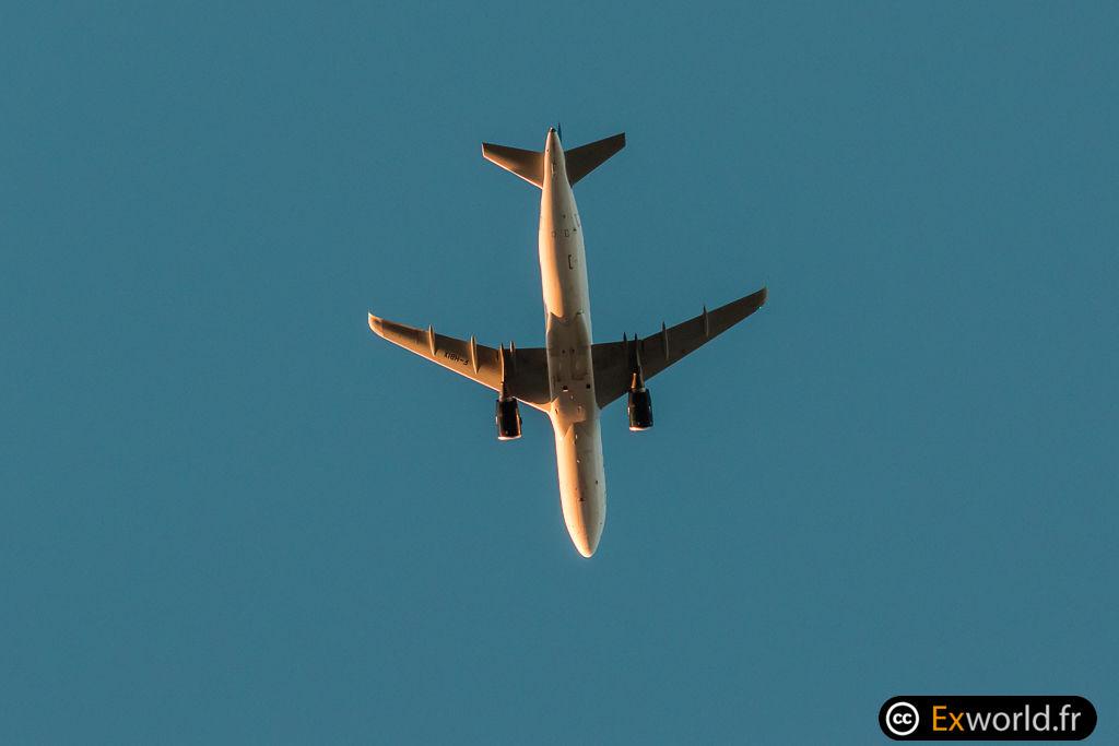 A320-214 F-HBIX Aigle Azur