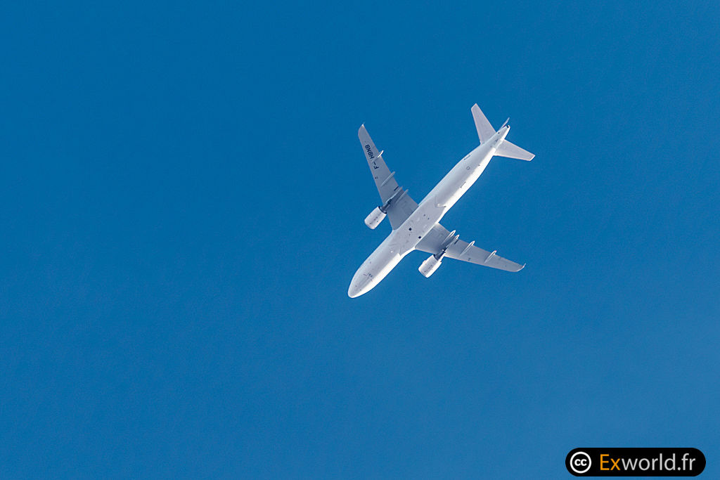 A320-214 F-HBNB Air France II