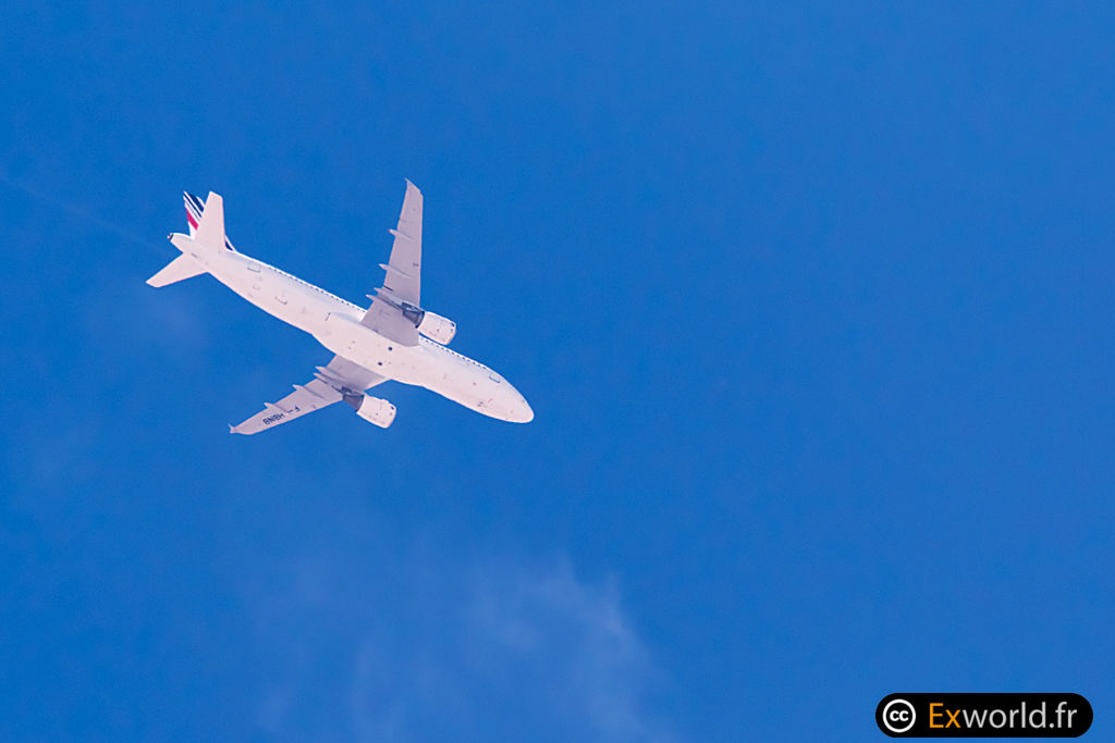 A320-214 F-HBNB Air France
