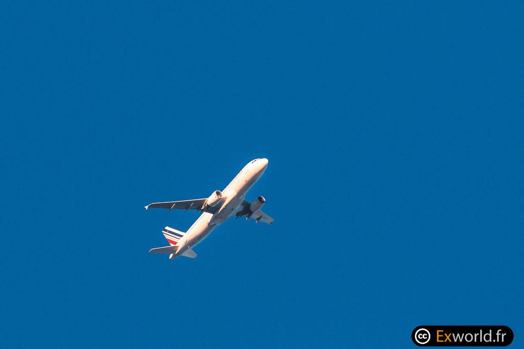 A320-214 F-HBNFAir France