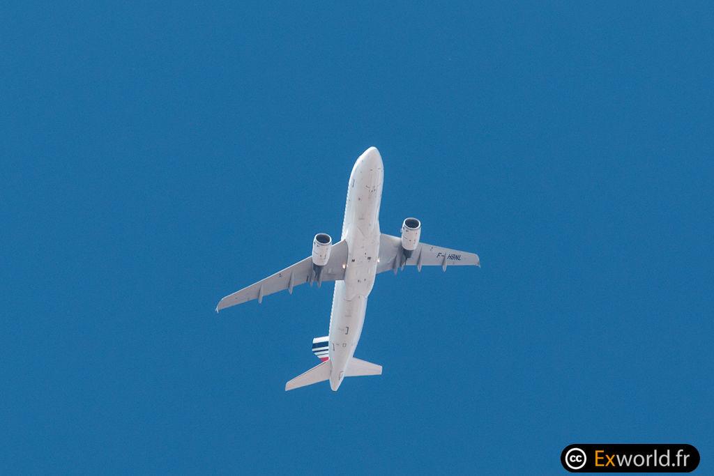 A320-214 F-HBNL Air France