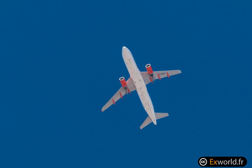 A320-214 G-EZOD Easy Jet