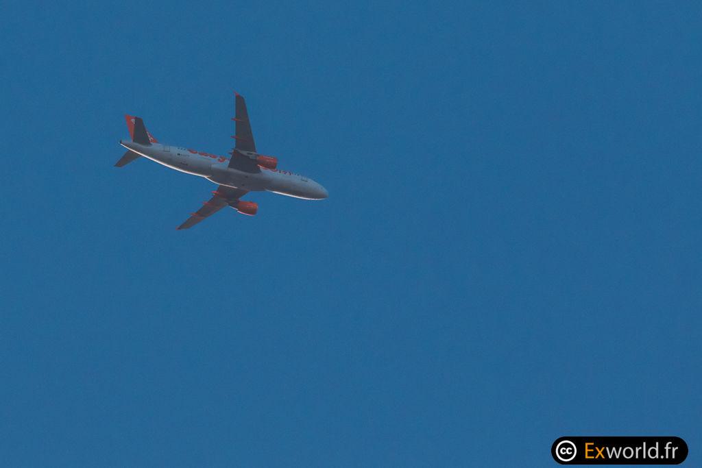 A320-214 G-EZTX Easy Jet