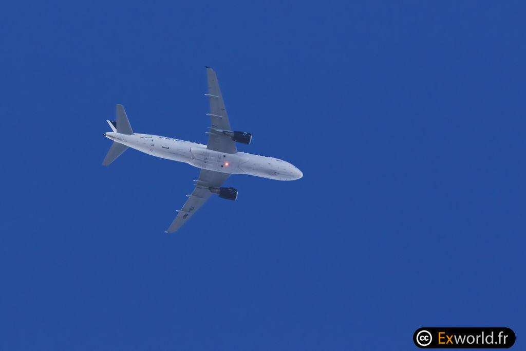 A320-214 TS-INO Nouvel Air