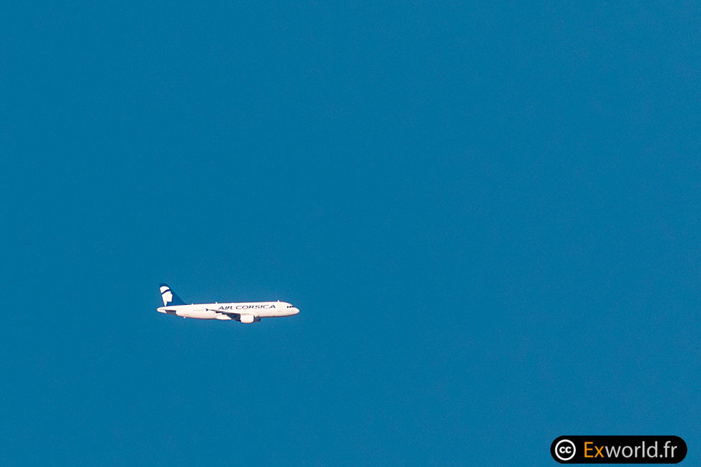 A320-216 F-HBEV Air Corsica
