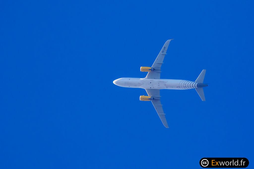 A320-232 EC-LZE Vueling