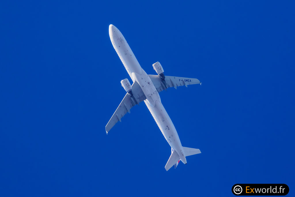 A321-111 F-GMZA Air France