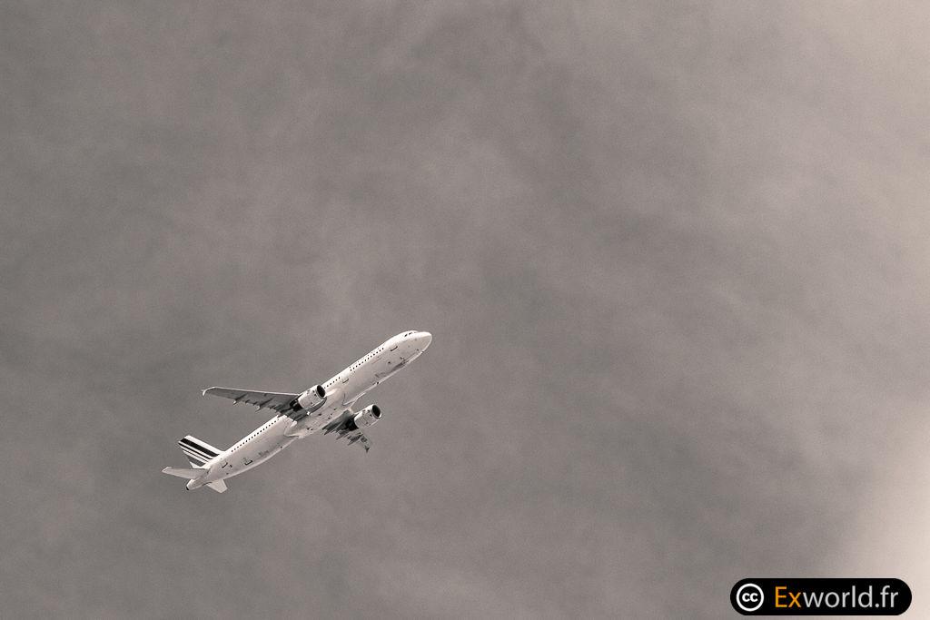 A321-111 F-GMZB Air France