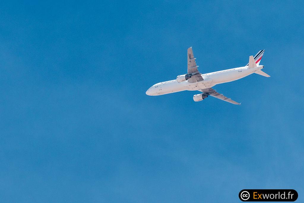 A321-111 F-GMZC Air France