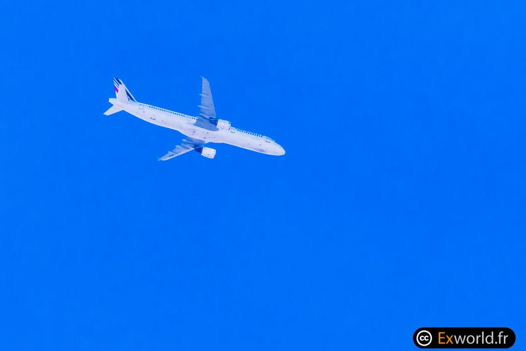 A321-111 F-GMZD Air France
