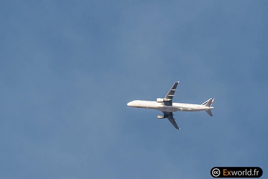 A321-212 F-GTAO Air France