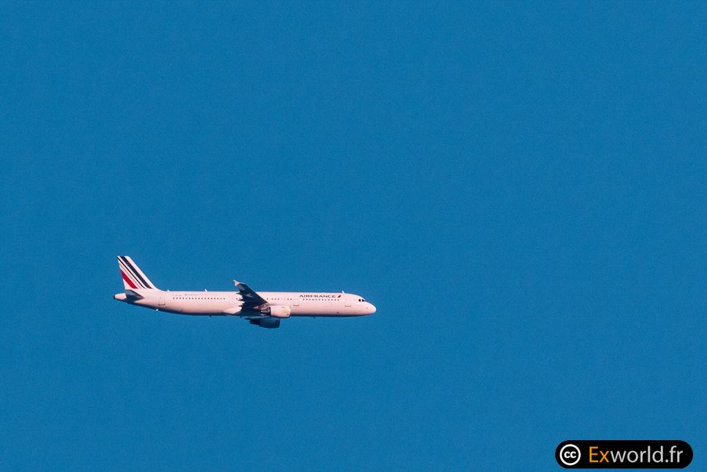 A321-212 F-GTAQ Air France