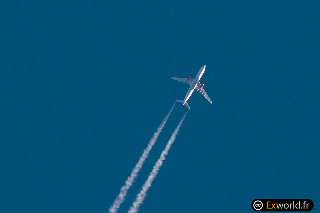 A330-343 G-VRAY Virgin Atlantic Airways