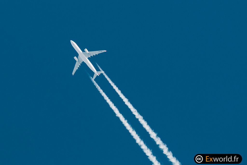A330-343 HB-JHD Swiss