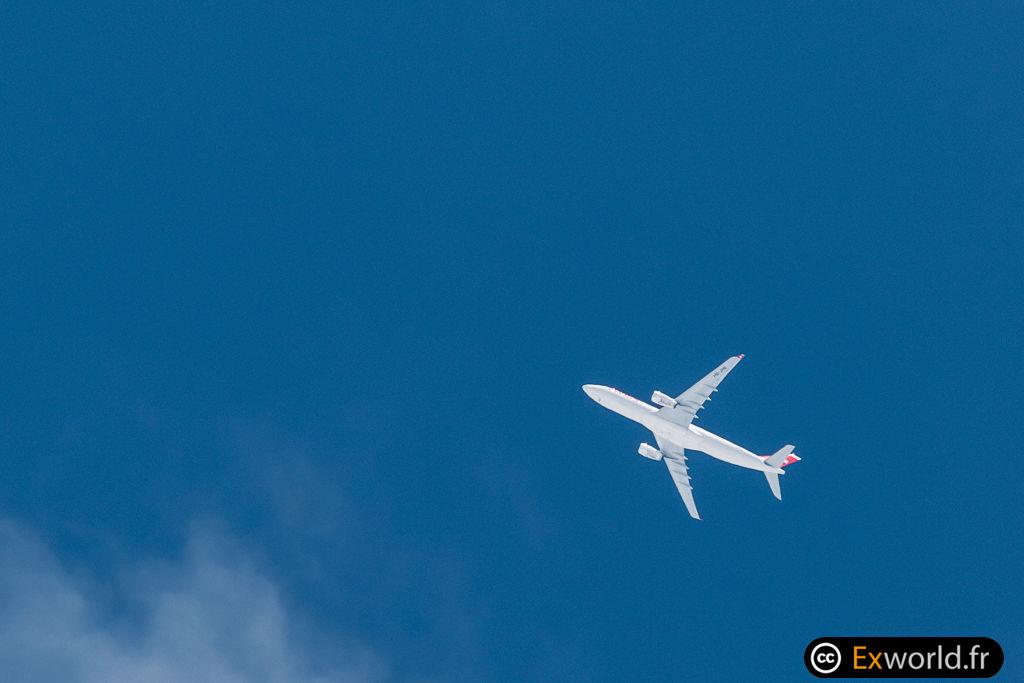 A330-343 HB-JHE Swiss