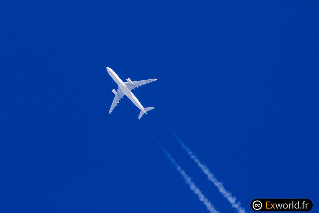 A330-343 HB-JHI