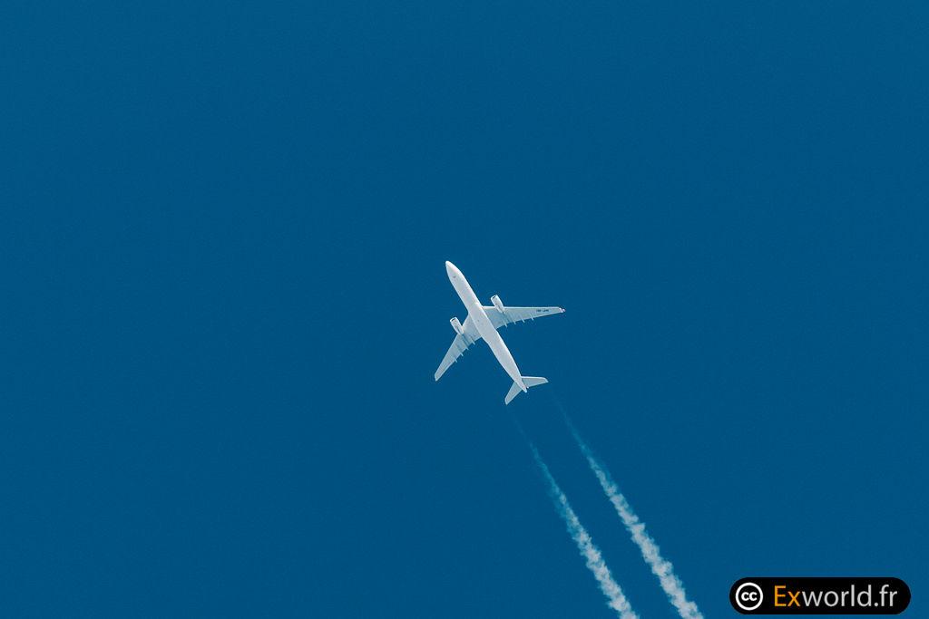 A330-343 HB-JHK Swiss