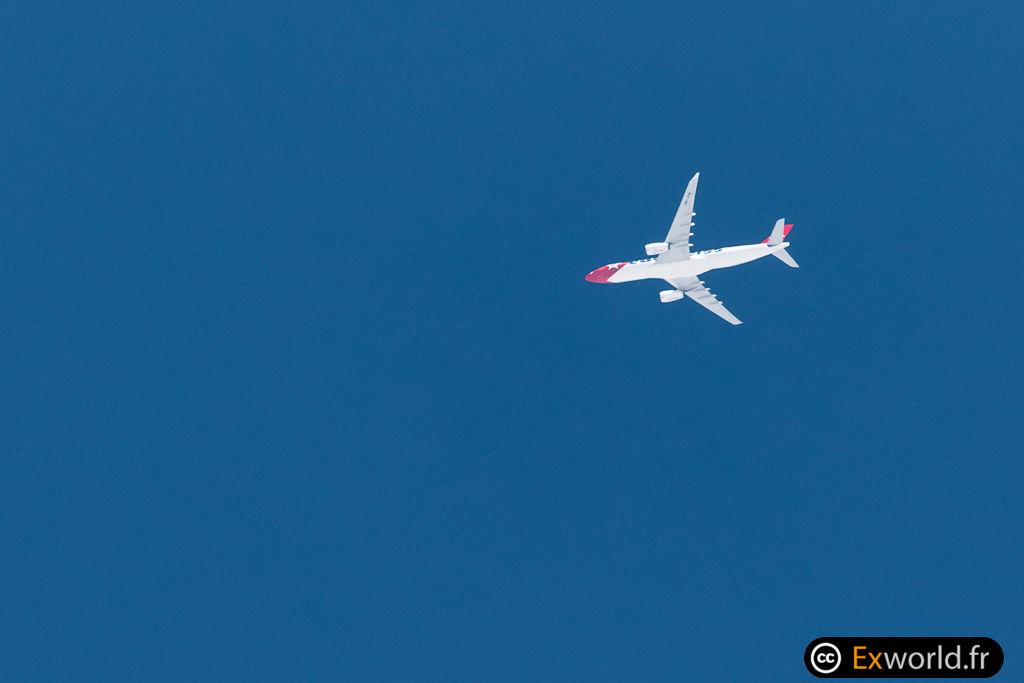 A330-343 HB-JHQ Edelweiss Air