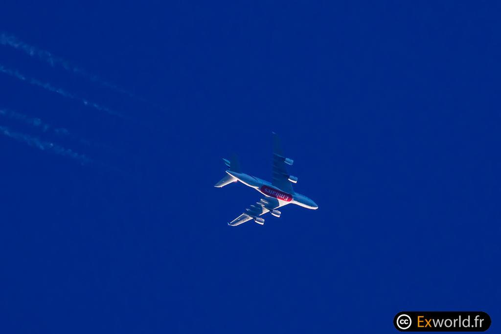 A380-861 A6-EDX