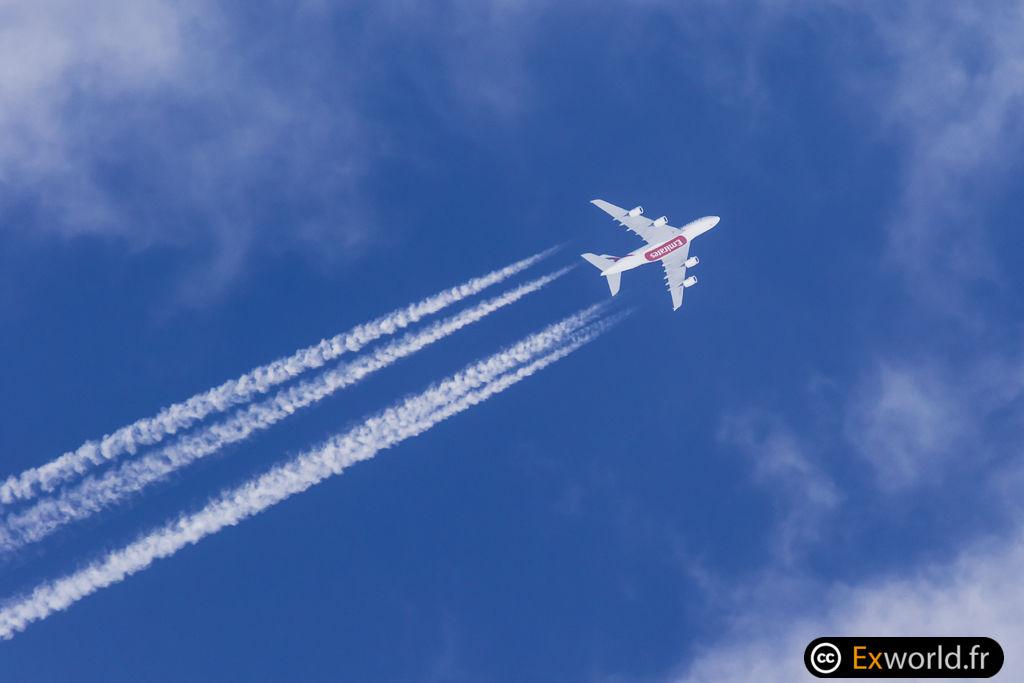 A380-861 Emirates