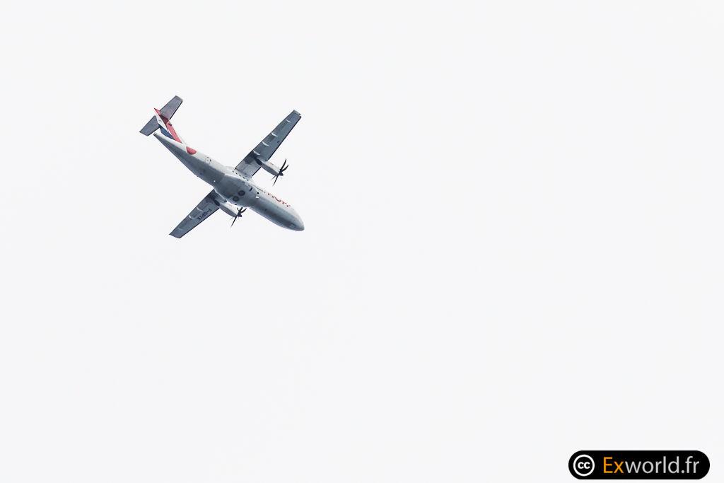 ATR 42-500 F-GPYK Hop!