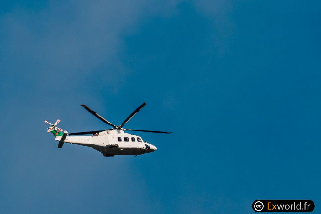 AW139 F-HLAK