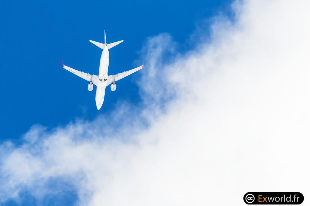 B737-8D6 7T-VJJ Air Algérie