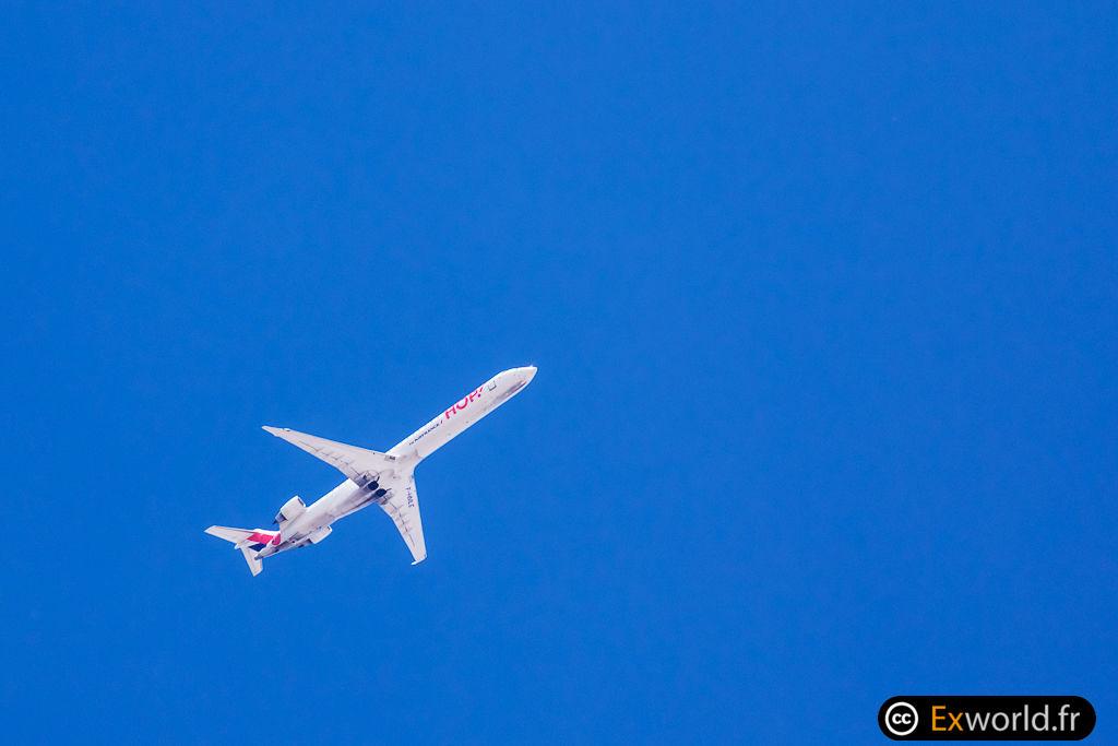 CRJ-1000 F-HMLE Air France