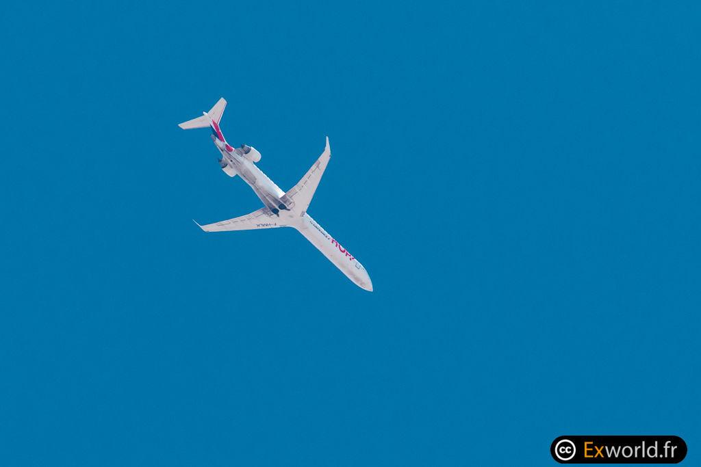 CRJ-1000 F-HMLK Hop