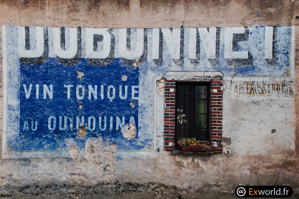 Dubonnet au quinquina