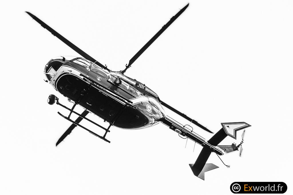 EC 145 JBI Gendarmerie