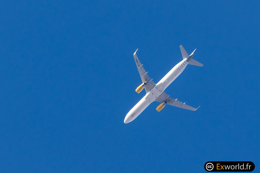 EC-MMH A321-231 Vueling