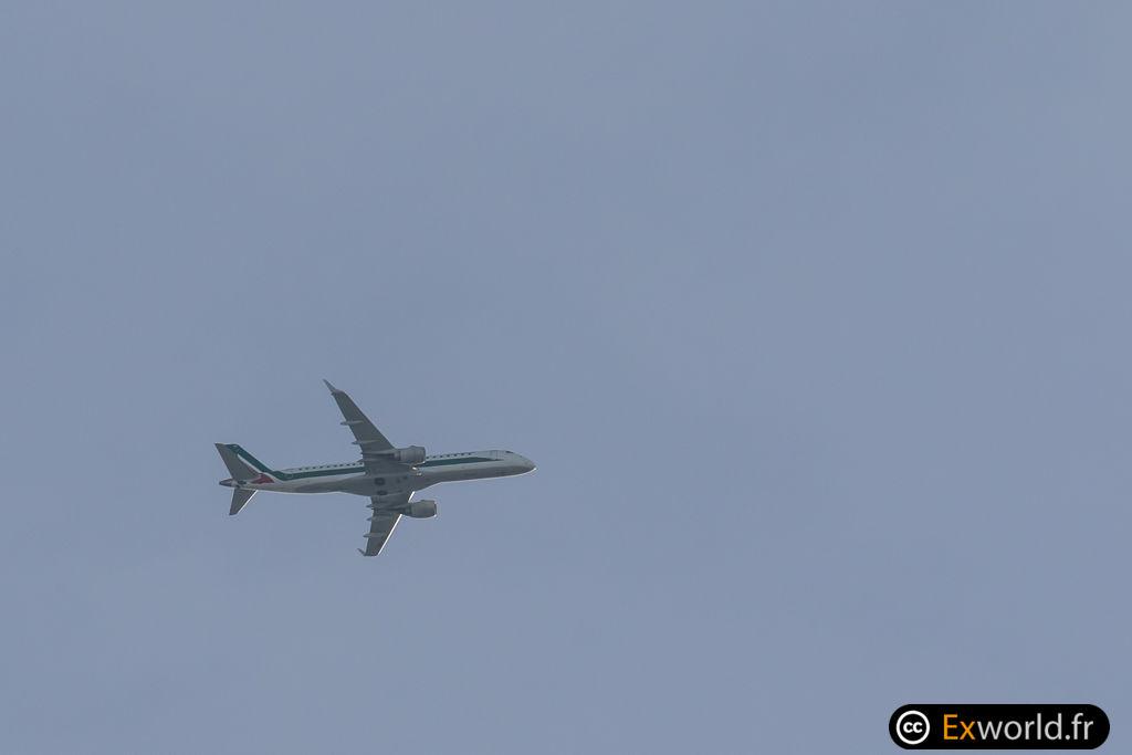 EI-RNC ERJ-190STD Alitalia